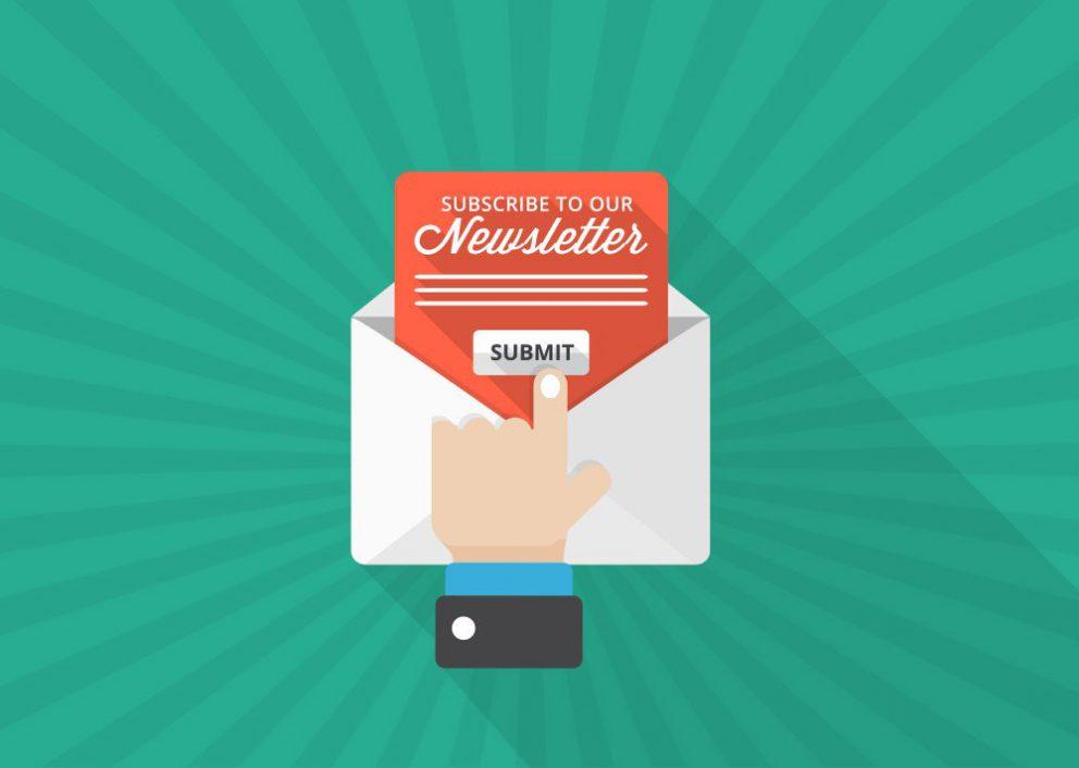 dizajn newsletteru