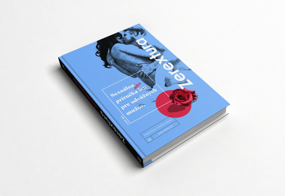 dizajn obalu knihy