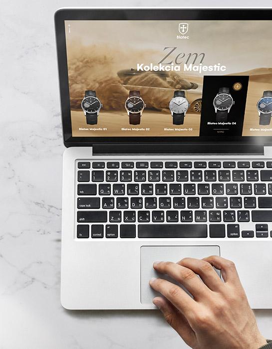Tvorba web stránok Košice
